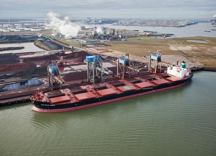 Phân biệt các loại tàu hàng rời theo kích thước