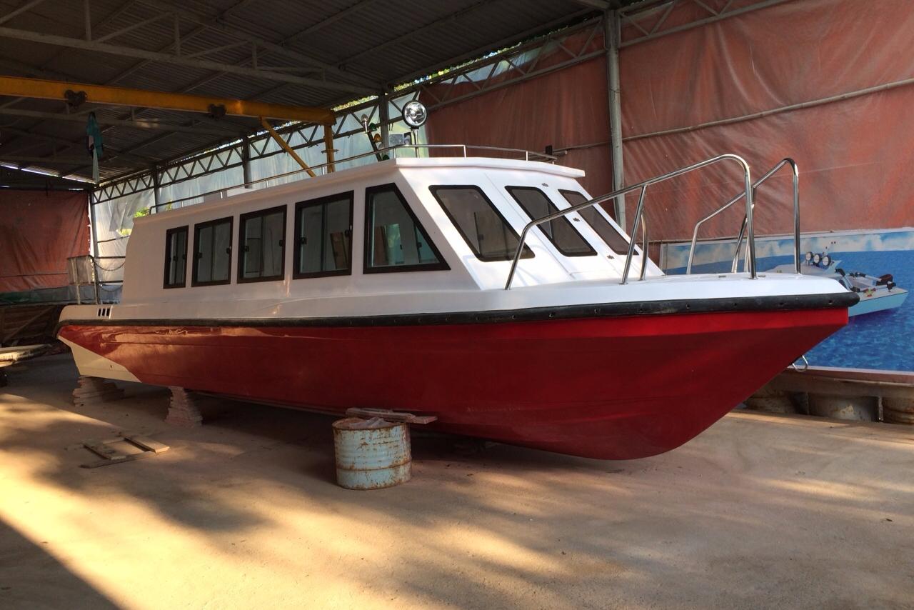 Đóng mới Tàu Kiểm Ngư – Chi Cục Thủy Sản Đồng Nai.